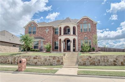 Collin County Single Family Home For Sale: 8006 Fenwick Court