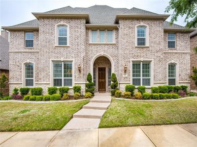 Lewisville Single Family Home Active Option Contract: 2013 Lancer Lane