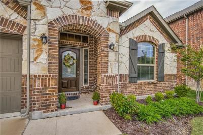 Prosper Single Family Home For Sale: 16621 Lincoln Park Lane
