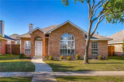 Lewisville Single Family Home For Sale: 1430 Ross Drive