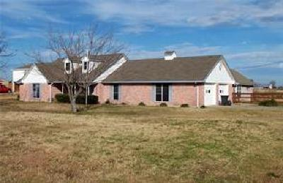Red Oak Single Family Home Active Option Contract: 933 Pierce Road