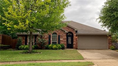 Crowley Single Family Home For Sale: 620 Sunfish Drive