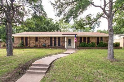 Sherman Single Family Home For Sale: 1813 Jamaica Lane