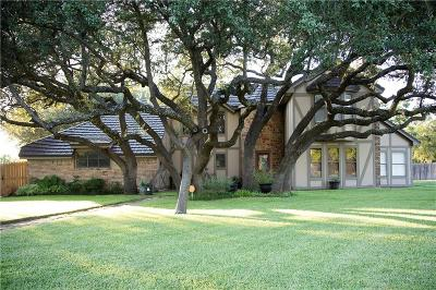 Brownwood Single Family Home For Sale: 4 Shore Crest Drive