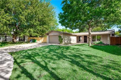 Carrollton Single Family Home For Sale: 2306 Lakeland Place