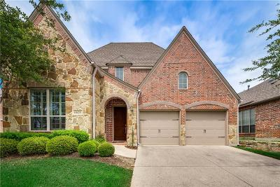 McKinney Single Family Home Active Option Contract: 6620 Wind Song Drive