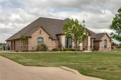 Haslet Single Family Home Active Option Contract: 1012 Maida Vale Lane