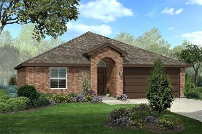 Fort Worth TX Single Family Home For Sale: $219,990