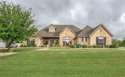 Johnson County Single Family Home For Sale: 9007 Ravenswood Road