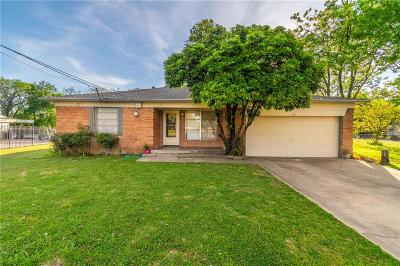 Duncanville Single Family Home Active Contingent: 1127 Lodema Lane
