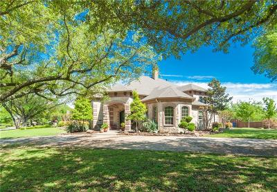 Garland Single Family Home For Sale: 1802 Eastern Hills Drive