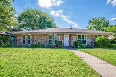 Collin County Single Family Home For Sale: 2526 Parkhaven Drive