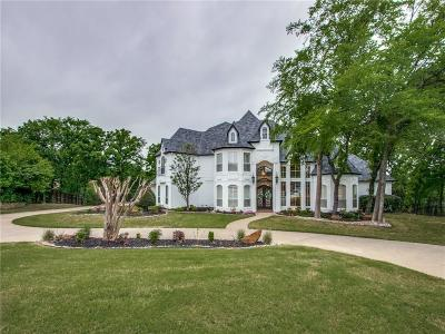 Denton County Single Family Home For Sale: 1701 Noble Way