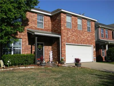 Fort Worth Single Family Home Active Option Contract: 13225 Berrywood Trail