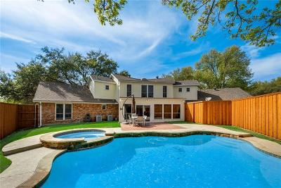 Rowlett Single Family Home For Sale: 1414 Sherwood Drive