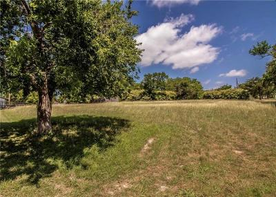 Dallas Residential Lots & Land Active Option Contract: 6131 Blunter Street