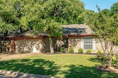 Arlington Single Family Home For Sale: 2507 Holt Road