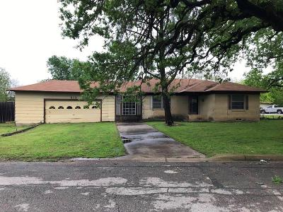 Seagoville Single Family Home For Sale: 610 Judy Lane