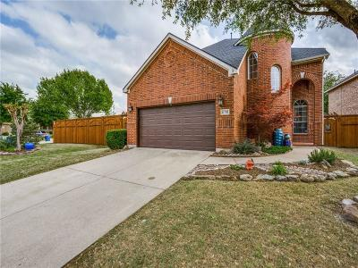 Mckinney Single Family Home For Sale: 6701 Dapper Drive