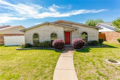 Garland Single Family Home For Sale: 2914 Cotton Gum Road
