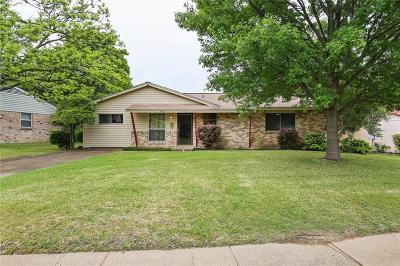 Single Family Home For Sale: 4677 Ridgepoint Drive