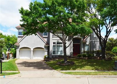 Frisco Residential Lease For Lease: 3172 Hampshire Court