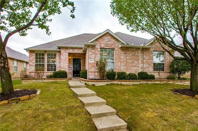 Allen Single Family Home Active Contingent: 1627 Lakeside Drive