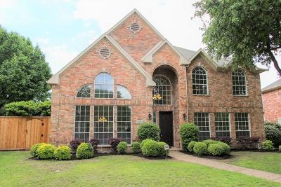 Plano Single Family Home Active Contingent: 6304 Bermuda Dunes Drive