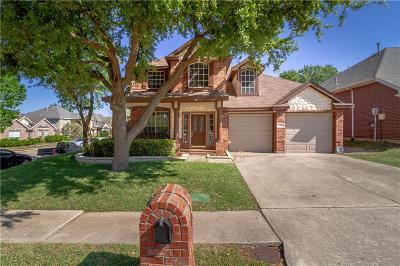 Dallas Single Family Home For Sale: 3109 Alicia Circle