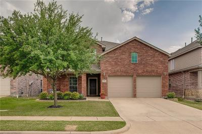 Wylie Single Family Home Active Option Contract: 303 Highland Park Lane
