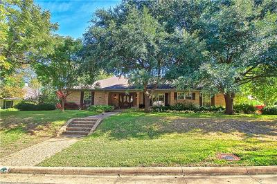 Dallas Single Family Home For Sale: 6720 Mossvine Place