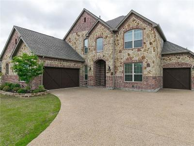 Rowlett Single Family Home For Sale: 10109 Edgeway Circle