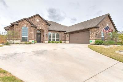 Fort Worth Single Family Home For Sale: 7333 Rocky Ford Road
