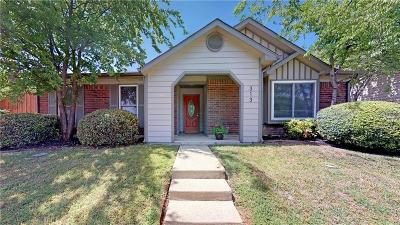 Coppell Single Family Home For Sale: 313 S Macarthur Boulevard
