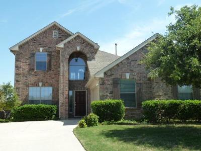 Keller Single Family Home For Sale: 1739 Chatham Lane