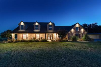 Wylie Single Family Home Active Option Contract: 2607 Pin Oak Lane