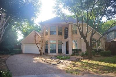 Flower Mound Residential Lease For Lease: 3201 Druid Way