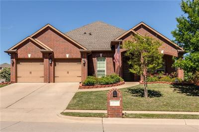 Weatherford Single Family Home For Sale: 1631 Stetson Drive
