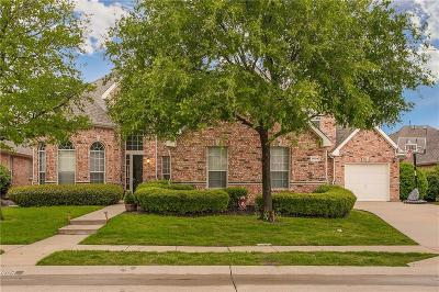 Mckinney Single Family Home For Sale: 8604 Preston Wood Drive