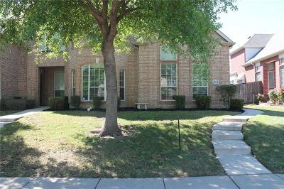 Frisco Townhouse For Sale: 7131 Drummond Drive