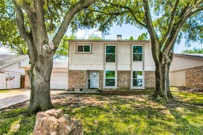 Lewisville Single Family Home For Sale: 826 Foxwood Place