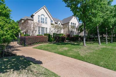 Flower Mound Single Family Home For Sale: 3101 Creek View Drive