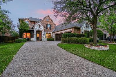 McKinney Single Family Home For Sale: 7812 Trixie Trail Drive