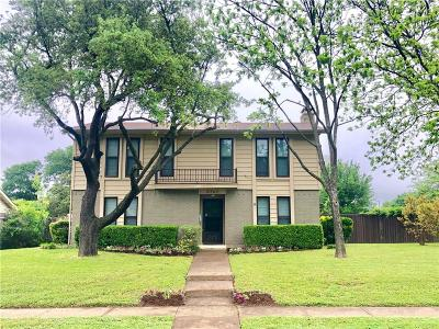 Garland Single Family Home For Sale: 2502 Richcreek Drive