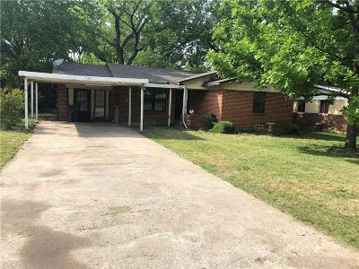 Seagoville Single Family Home For Sale: 727 Jack Street