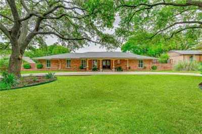 Dallas Single Family Home For Sale: 7415 Spring Valley Road