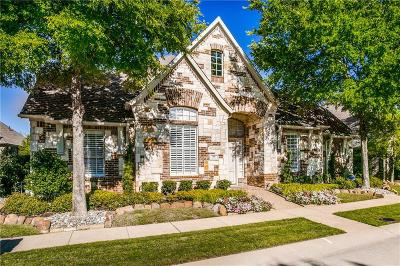 McKinney Single Family Home For Sale: 201 Troon Road