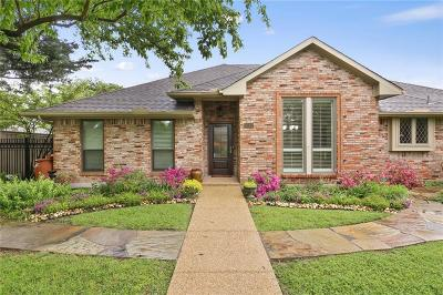 Richardson Single Family Home For Sale: 2412 Blackberry Drive