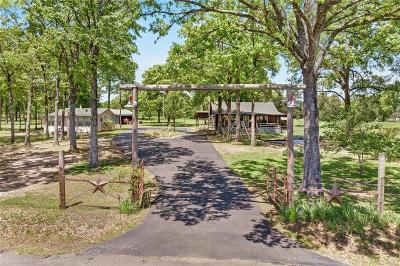Alba Single Family Home For Sale: 306 County Road 1513