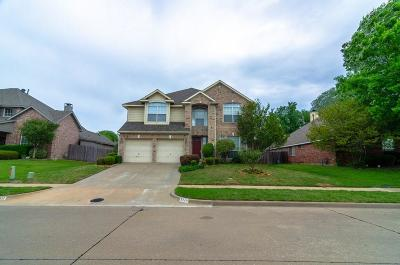 Mckinney Single Family Home For Sale: 5212 Forest Lawn Drive